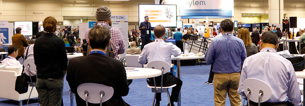 Pittcon Conference – Expo Nexus Theaters - Pittcon Conference - Expo