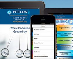 Time to PlanYour Pittcon